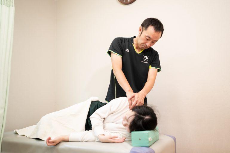 肩の痛み|宮古市うみねこ鍼灸接骨院